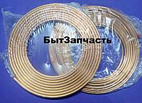 Медная кондиционерная труба 1/4  (6,35 / 0,76мм) Halcor , ГРЕЦИЯ, бухты 45 м.