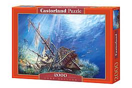 Пазлы Castorland 200252 Корабль