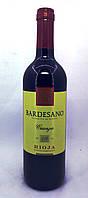 Вино Bardesano Rioja Crianza 2015 DOC, фото 1