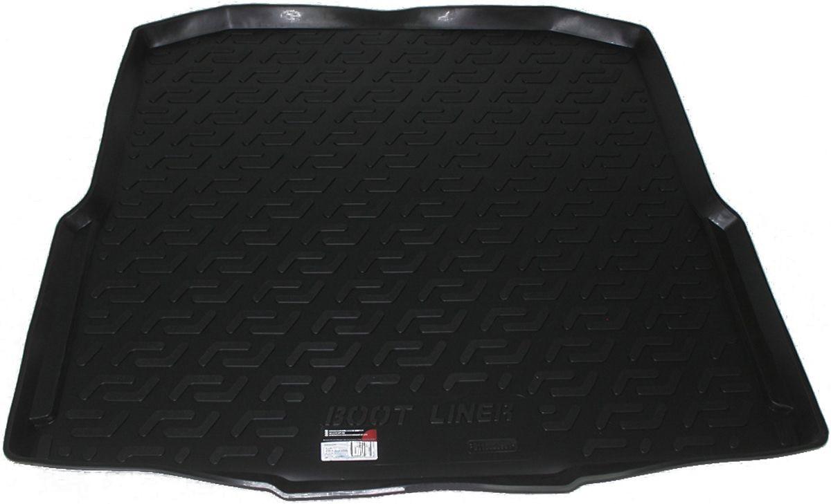 Коврик в багажник для Skoda Octavia UN (13-) полиуретановый 116020901