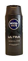 Шампунь-уход Nivea Men Ultra Длительная свежесть и чистота - 250 мл.