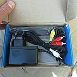 Цифровий телевізійний приймач DVB T2 з функцією Wi-Fi і YouTube, TV тюнер DVB T2, фото 5