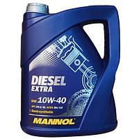 Моторное масло Mannol Diesel Extra 10W-40 (5л.)