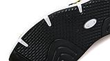Кросівки чорні в стилі Off-White ч/б, фото 4