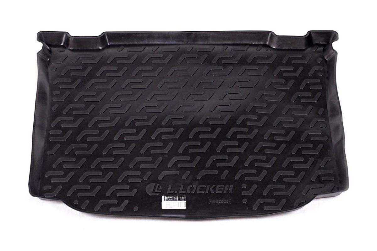 Коврик в багажник для Skoda Roomster (06-) 116030100