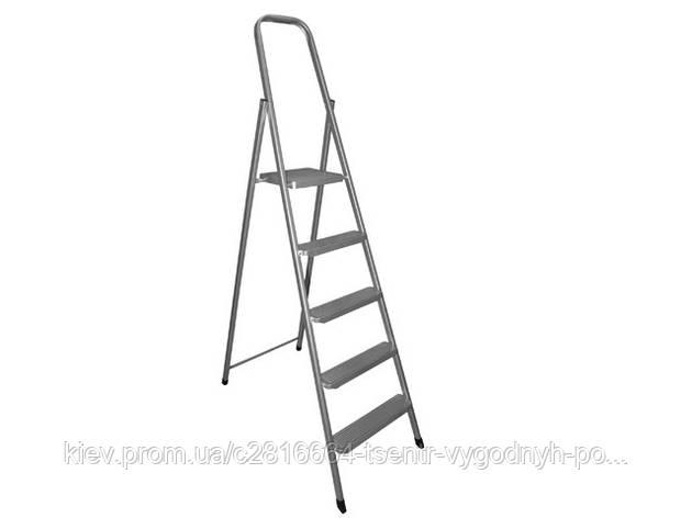 Лестница металлическая 5 ступеней, фото 2