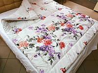 Одеяло зимнее шерстяное / покрытие бязь Голд, фото 1