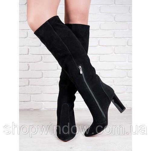 dbf6631733ed Обувь из замши. Сапоги из замши. Стильные сапоги. Сапоги высокие. Женская  обувь ...