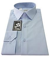 Рубашка мужская Snijana приталенная №10-12  Dacron 136
