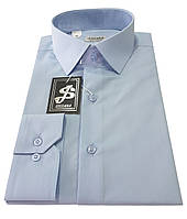 Рубашка мужская Snijana приталенная Dacron 136