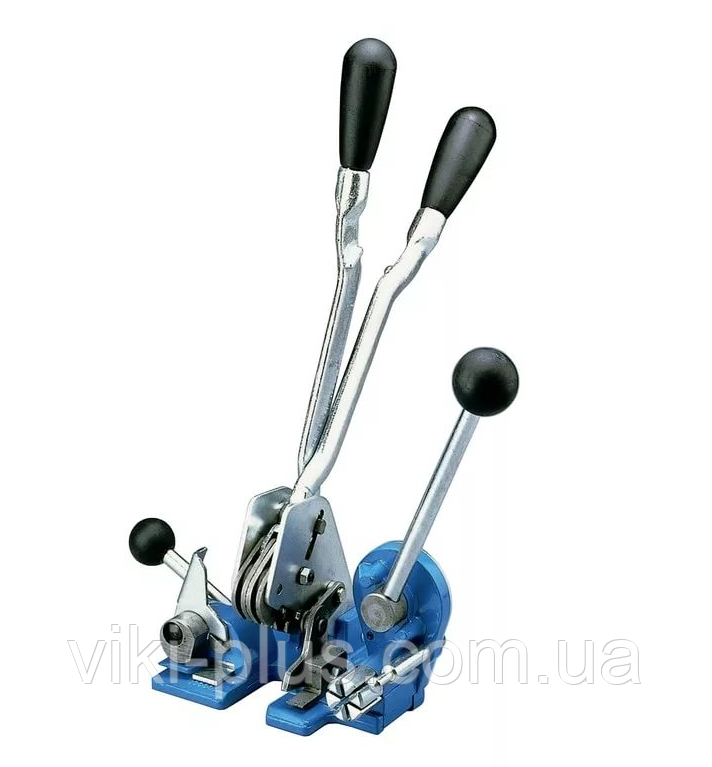 """Комбинированное устройство """"3 в 1"""" ДЛЯ натяжения, скрепления и обрезки полипропиленовой ленты XL"""