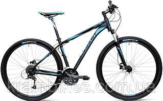 """Велосипед Giant - Revel 29er 0 (2014) (29""""-M) Чёрный/Синий"""