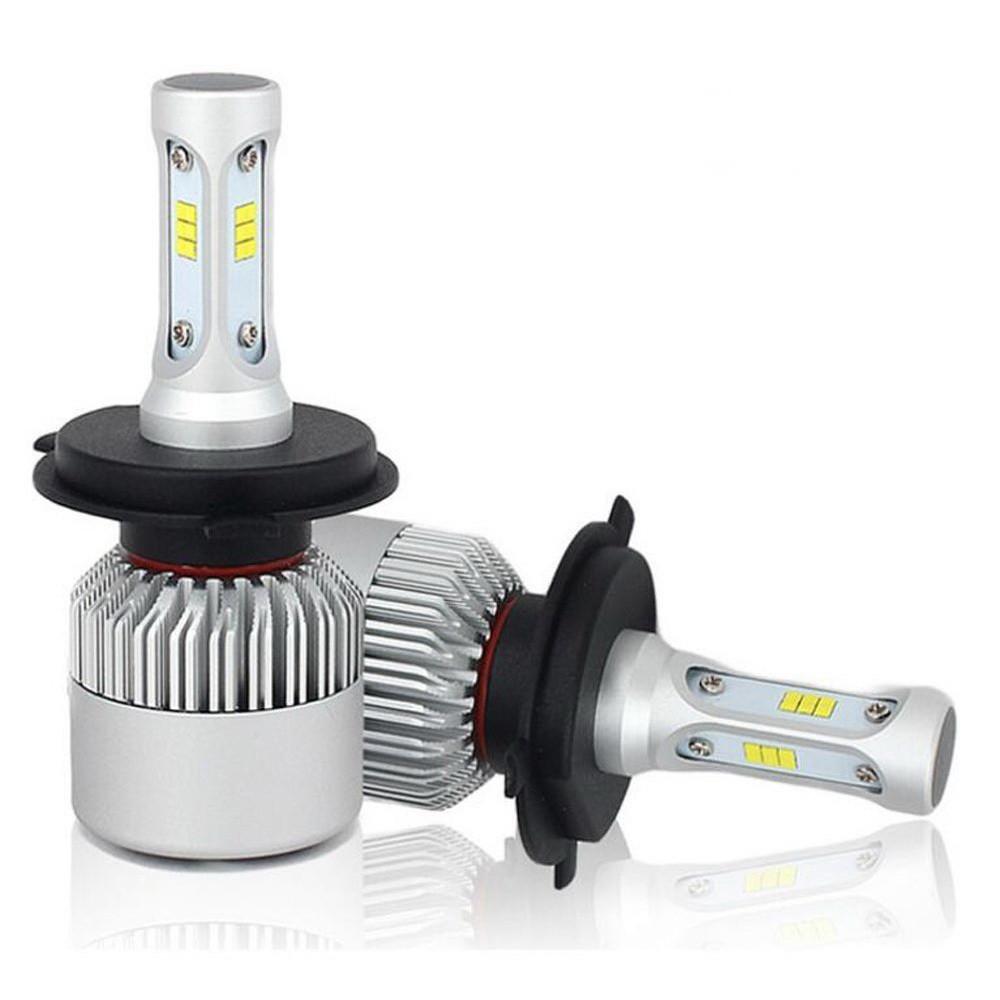 LED лампы Н4, 8000Lm 8G - поколение