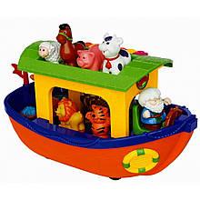 Набор игровой Ноев ковчег украинская озвучка Kiddieland 031881