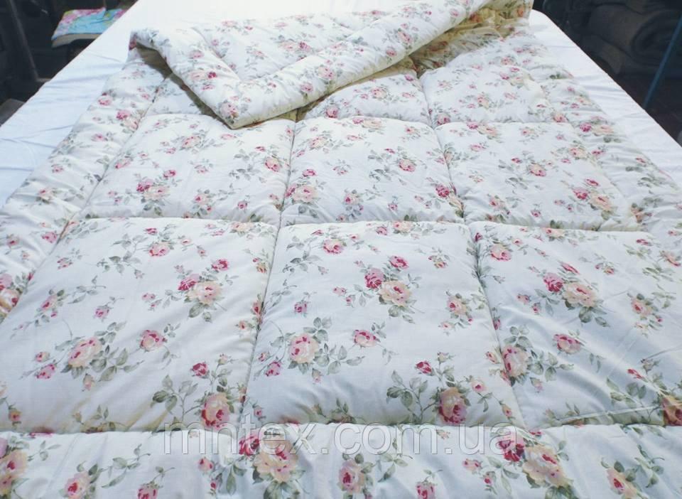 Одеяло демисезонное шерстяное / покрытие бязь Голд