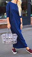 Платье прямого свободного силуэта , фото 1