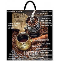 Пакет полиэтиленовый петлевой 250х300 кофе турка Червоноград