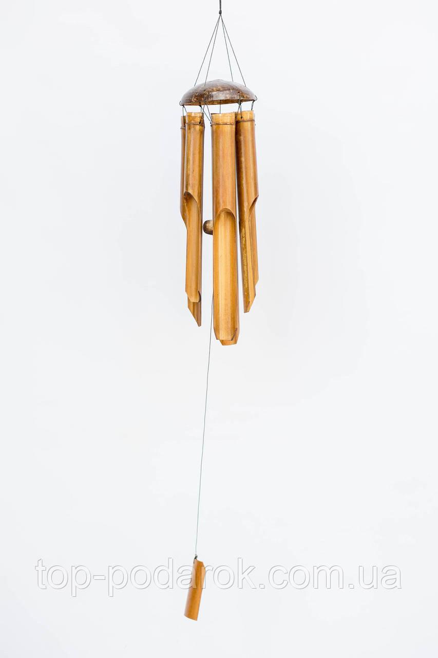 Музыка ветра бамбуковая длина 40 см