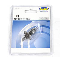 Автолампа H1 12V 55W P14.5s Halogen Headlamp— Ring — REU448