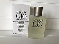 Giorgio Armani Acqua Di Gio pour homme  тестер. духи армани описание.