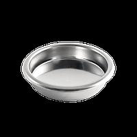 Металева заглушка(сліпий фільтр для холдера) d58