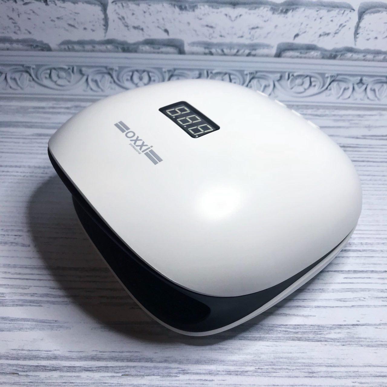 УФ LED лампа для гель-лаков OXXI professional