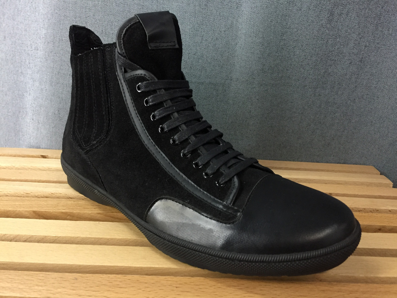 Мужские зимние ботинки Costtinni