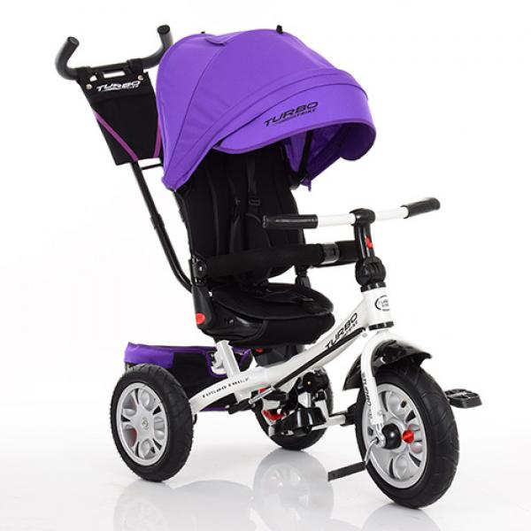 Детский трёхколёсный велосипед M 3646A-8