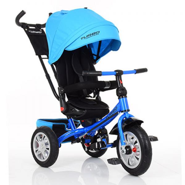 Детский трёхколёсный велосипед M 3646A-5