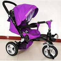 Детский Трехколесный велосипед M AL3645A-8