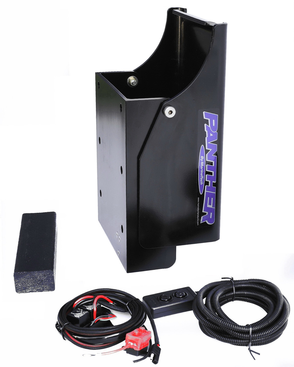 Электро-гидравлический трим подъемник для лодочных моторов Panther 40 США весом до 68 кг