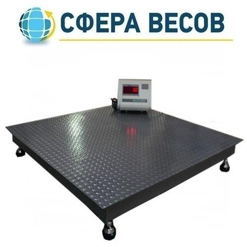 Весы платформенные Днепровес ВПД-Л1212 «Эконом» (2 т)