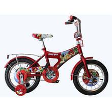 Детский  велосипед  Angry Birds