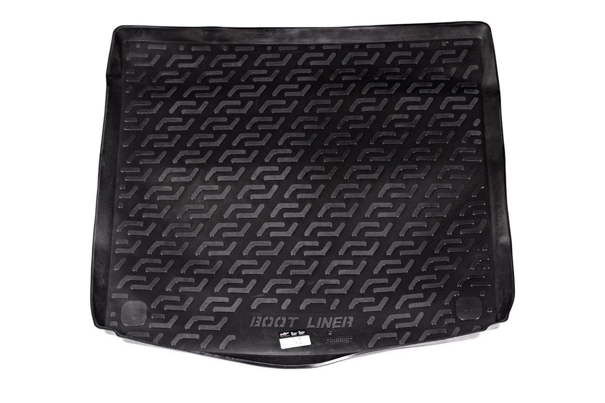 Коврик в багажник для SsangYong Rexton II (07-) полиуретановый 118030101