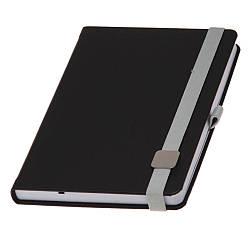 Записная книжка Туксон А5 (LanyBook) белый блок в линейку