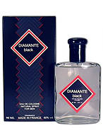 Одеколон для мужчин Diamante black 90 мл