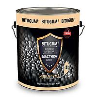 Мастика битумно-латексная «жидкая резина» БиЛЭП Bitugum