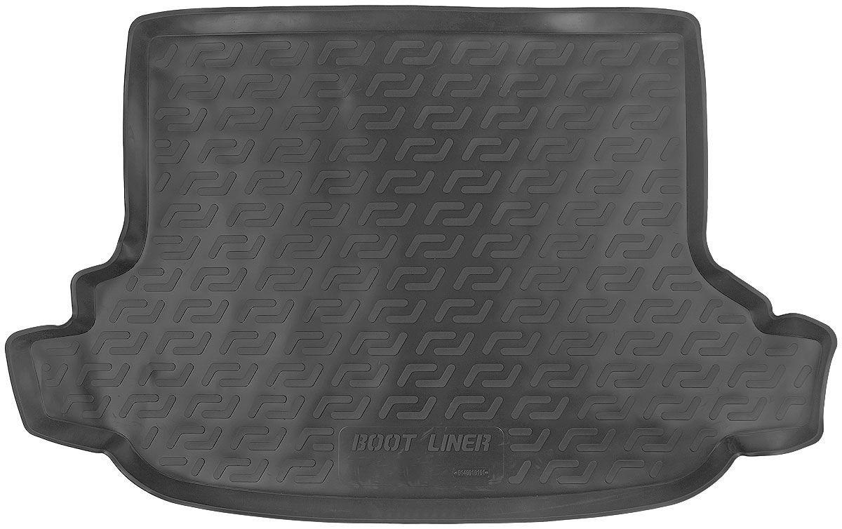 Коврик в багажник для Subaru Forester III (08-13) полиуретановый 140010101