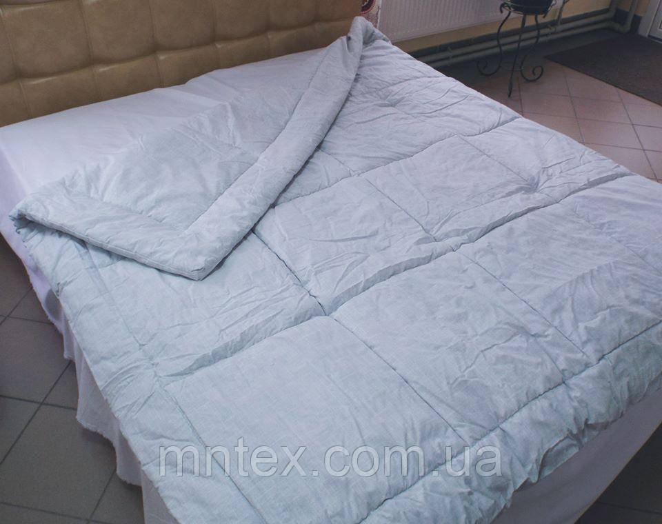 Одеяло стеганое чистая шерсть бязь Соло Венеция