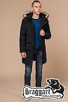 Суперстильная зимняя куртка черный