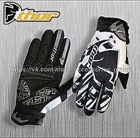 Мото перчатки THOR , фото 1