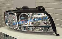 Фара передняя для Audi А6 '01-05 правая (DEPO)
