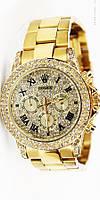 Rolex часы - реплика оригинала под золото