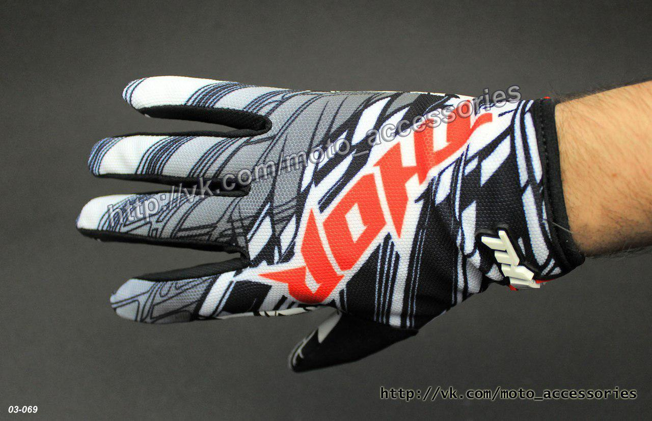 Мото перчатки THOR Void