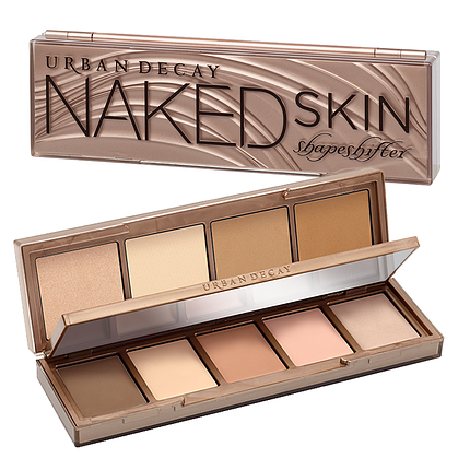 URBAN DECAY Naked Skin Shapeshifter Palette, фото 2