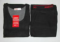 Термобелье комплект мужской батал Amigo размер 6ХL, фото 1