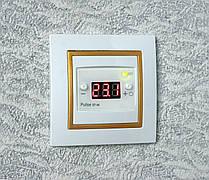 Цифровой терморегулятор ST-1 для подогрева пола (1 датчик)