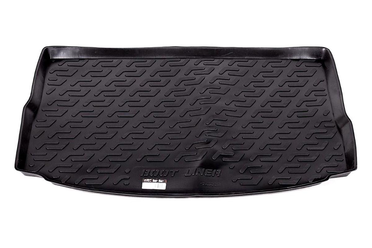 Коврик в багажник для Subaru XV (11-) полиуретановый 140040101
