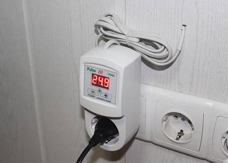 Терморегулятор PT20-VR2 цифровий, фото 2