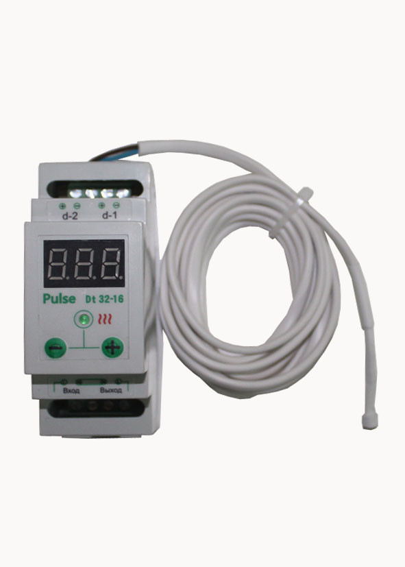 Цифровой терморегулятор DT 35-16